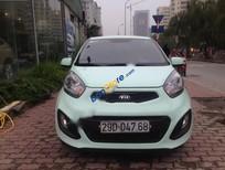 Bán Kia Morning Van đời 2014, màu xanh lam, xe nhập như mới, 305 triệu