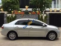 Bán Toyota Vios đời 2009, màu bạc