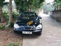 Bán xe Daewoo Nubira năm 2002, màu đen, 115 triệu