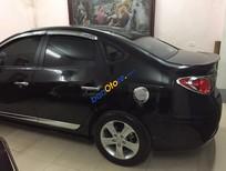 Cần bán gấp Hyundai Avante 1.6AT sản xuất 2014, màu đen số tự động