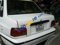 Bán xe Kia Pride đời 2001, màu trắng