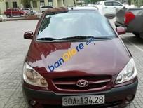 Bán Hyundai Click đời 2008, màu đỏ xe gia đình giá cạnh tranh