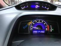 Cần bán xe Honda Civic 2.0 đời 2008, màu đen