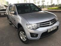 Bán xe Mitsubishi Triton máy dầu, số sàn 1 cầu, xe nhập khẩu Thái Lan, đời 2013, để biết thêm chi tiết xin liện hệ 093434383
