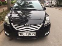 Xe Toyota Vios E 2010, màu đen, 343tr