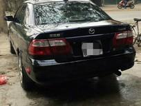 Bán Mazda 626 đời 2000, mầu Xanh tím.  199tr