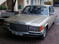 Cần bán lại xe Mercedes 280SE đời 1978, màu vàng, xe nhập