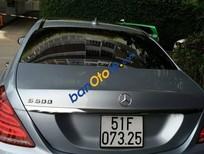 Cần bán gấp Mercedes S500 đời 2014, nhập khẩu nguyên chiếc ít sử dụng