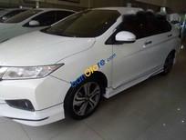 Cần bán xe Honda City 1.5AT 2015, màu trắng