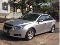 Bán xe Chevrolet Cruze LS máy 1.6, sản xuất 2012, xe màu bạc, số sàn, biển số Đà Nẵng