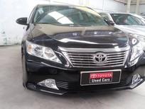 Bán Toyota Camry 2.5G 2014, màu đen