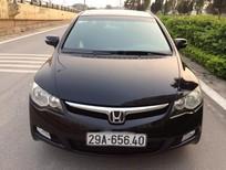 Cần bán Honda Civic 2.0 2006, màu đen, nhập khẩu nguyên chiếc