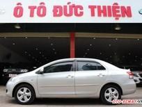 Cần bán xe Toyota Vios E đời 2010, màu bạc