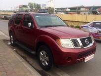 Cần bán Nissan Pathfinder 2008, màu đỏ, nhập khẩu, 745tr
