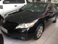 Cần bán xe Toyota Camry le đời 2008, màu đen, nhập khẩu nguyên chiếc