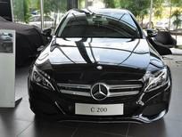 Bán xe Mercedes C200 2017 giao ngay, giá tốt nhất Sài Gòn