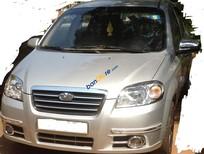 Bán Daewoo Gentra G sản xuất 2009, màu bạc, nhập khẩu nguyên chiếc
