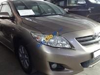 Cần bán xe Toyota Corolla Altis 1.8G AT đời 2009, màu nâu, xe cũ
