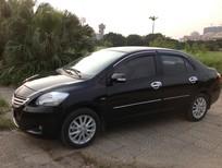 Bán Toyota Vios E màu đen sản xuất cuối 2011 chính chủ gđ sử dụng. lh Ms Thảo 0965053653