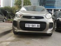 Bán xe Kia Morning VAN 2016, màu xám, nhập khẩu chính hãng, giá 333tr