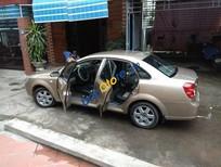 Cần bán xe Daewoo Lacetti đời 2004, màu vàng, xe cũ
