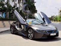 Bán BMW i8 lướt 2016 màu xám
