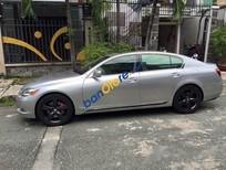 Cần bán lại xe Lexus GS350 đời 2009, màu bạc