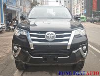 Bán ô tô Toyota Fortuner 2.7V 4x4AT 2017, màu đen, nhập khẩu