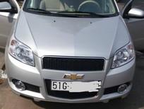 Bán xe Chevrolet Aveo 1.5 LT đời 2015, màu bạc, 350tr