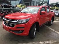 Bán xe Chevrolet Colorado 2.5 LT 4X2 đời 2019, màu đỏ, nhập khẩu, 624tr