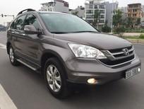 Cần bán Honda CR V 2.4AT đời 2012, màu xám