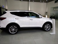 Hyundai Santafe 4WD máy dầu 2017 giá tốt