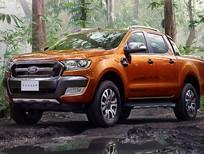 Bán Ford Ranger Wildtrak3.2 2017, nhập khẩu hàn quốc