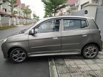 Cần bán xe Kia Morning slx 2012, màu bạc