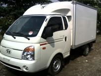 Bán xe tải Hyundai porter 1 tấn đông lạnh đời 2012 trả góp