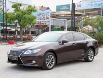 Xe Lexus ES 300h 2014, màu nâu, nhập khẩu