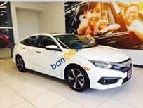 Đak Nông cần bán gấp Honda Civic 1.5L VTEC TURBO đời 2017, màu trắng, xe nhập, giá 930tr