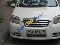 Cần bán Daewoo Gentra năm 2008, màu trắng, 205 triệu
