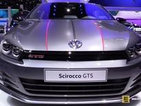 Bán ô tô Volkswagen Scirocco GTS 2017, màu xám, nhập khẩu. LH: 097.88.777.54 để được xem xe