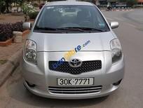 Bán Toyota Yaris nhập Nhật, model 2008, sản xuất T12/2007