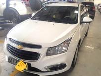 Xe Chevrolet Cruze LT 2015, màu trắng giá cạnh tranh
