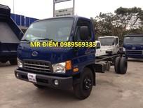 Xe Hyundai HD 800 tải cao - khuyến mãi thuế 100%