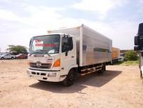 Bán xe tải Hino 500 Hino FC 6,4 tấn thùng kín, mui bạt giá ưu đãi nhất trong năm