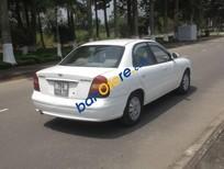 Cần bán Daewoo Nubira đời 2001, màu trắng xe gia đình, giá 122tr