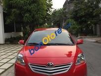 Gia đình bán xe Toyota Vios E 2010, BSTP, đăng ký năm 2011