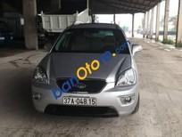 Cần bán lại xe Kia Carens AT sản xuất 2012, màu bạc còn mới