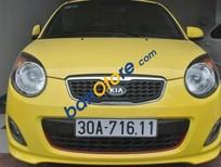 Ô Tô Hưng Phát bán xe Kia Morning 2010 màu vàng, nhập khẩu nguyên chiếc