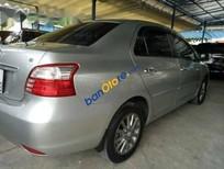 Cần bán gấp Toyota Vios AT đời 2012, màu bạc, 456tr