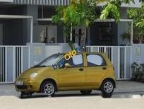 Cần bán Daewoo Matiz MT 1999, màu vàng, giá tốt