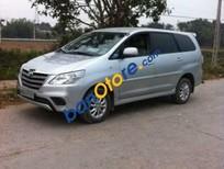 Chính chủ bán xe Toyota Innova 2015, số sàn, giá tốt